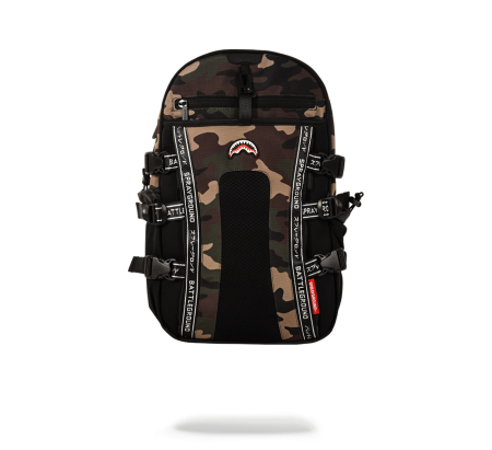 Camo Nomad Backpack