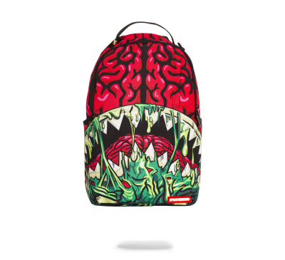 Monster Brain Shark Mouth