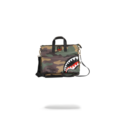 Travelcase:Camo Shark