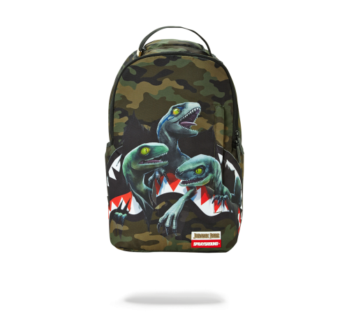 JURASSIC WORLD SHARK BACKPACK