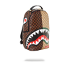 PARIS VS FLORENCE SHARK BACKPACK