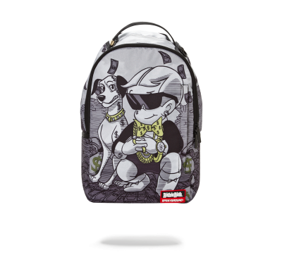 RICHIE RICH MONEY STACKS BACKPACK