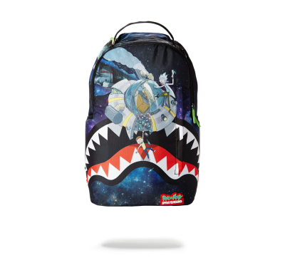 RICK & MORTY CRASH BACKPACK