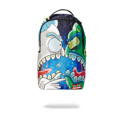 RICK & MORTY RICK VS ZEEP BACKPACK