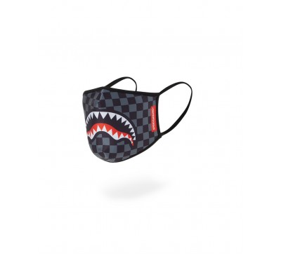 SHARKS IN PARIS (GREY) MASK