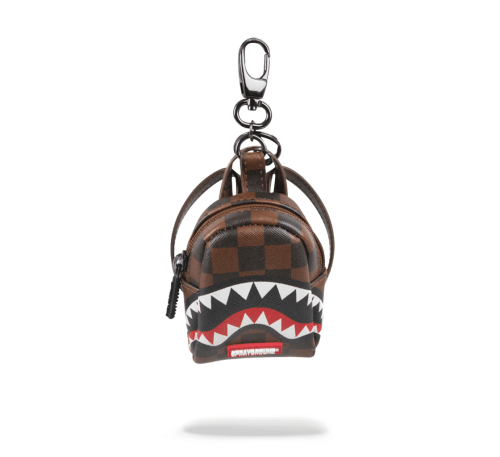 SHARKS IN PARIS KEYCHAIN