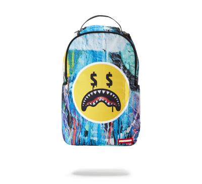 SMILEY SHARK BACK PACK